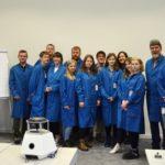 2 dzień - zwiedzanie firmy TRINSEO (1)